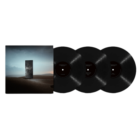 Portals (3LP) by TesseracT - 3LP - shop now at TesseracT store