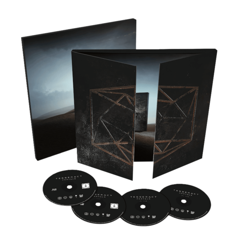√Portals (Limited Edition Boxset) von TesseracT - Box set jetzt im TesseracT Shop