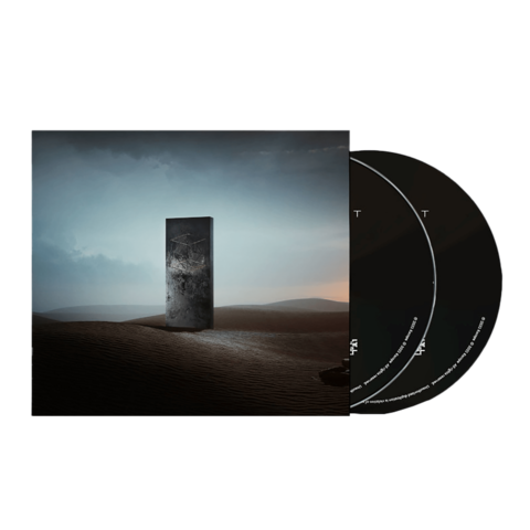 Portals (2CD) by TesseracT - 2CD - shop now at TesseracT store