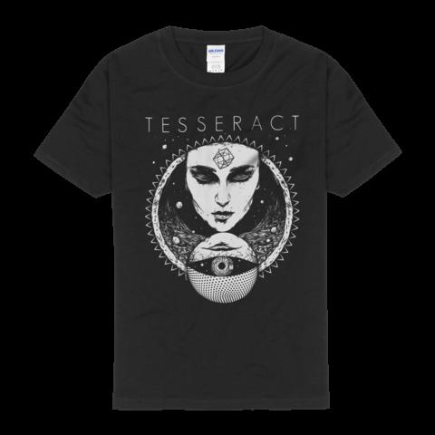 √Face von TesseracT - T-Shirt jetzt im TesseracT Shop