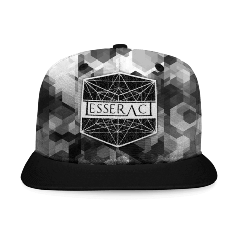 √Polaris All Over von TesseracT - Cap jetzt im TesseracT Shop