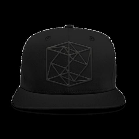√Cube - black on black von TesseracT - Cap jetzt im TesseracT Shop