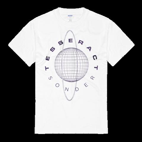 √Sonder Globe von TesseracT - T-Shirt jetzt im TesseracT Shop