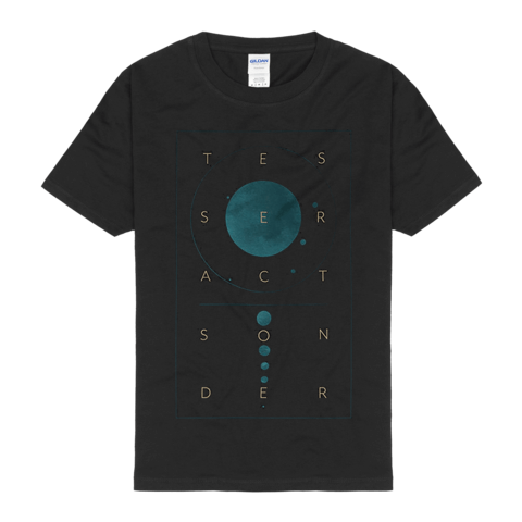 √Sonder Blue Dots von TesseracT - T-Shirt jetzt im TesseracT Shop