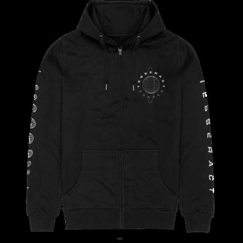 √Sonder Globe von TesseracT - Hooded jacket jetzt im TesseracT Shop