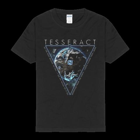 √Into Space von TesseracT - T-Shirt jetzt im TesseracT Shop