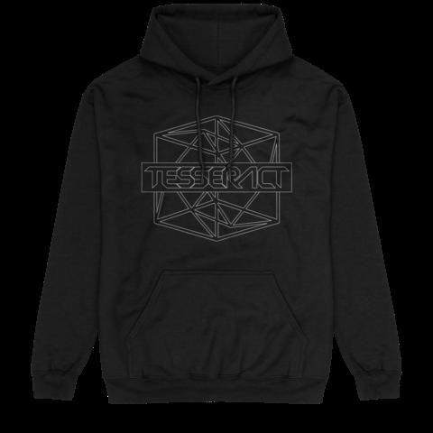 √Outline Logo von TesseracT - Hood sweater jetzt im TesseracT Shop