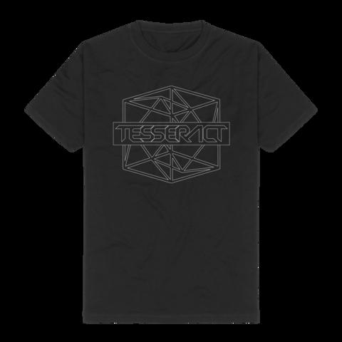 √Outline Logo von TesseracT - T-Shirt jetzt im TesseracT Shop