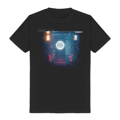 Portals: Beginnings by TesseracT - t-shirt - shop now at TesseracT store
