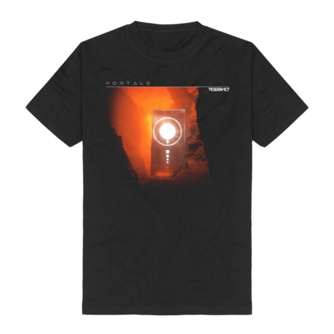Portals: Traveller, Choose Your Way by TesseracT - t-shirt - shop now at TesseracT store