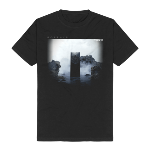 Portals: Always In Motion by TesseracT - t-shirt - shop now at TesseracT store